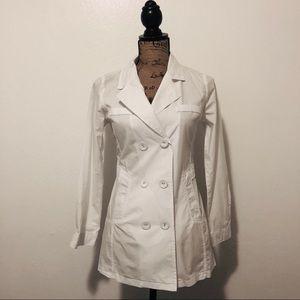 Jackets & Blazers - Double Breasted Jacket/Coat